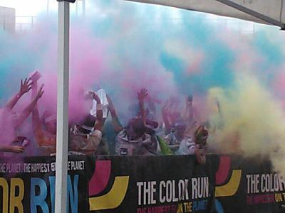 The Color Run Baltimore 2013