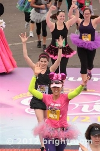 Disney Princess half Marathon 2012
