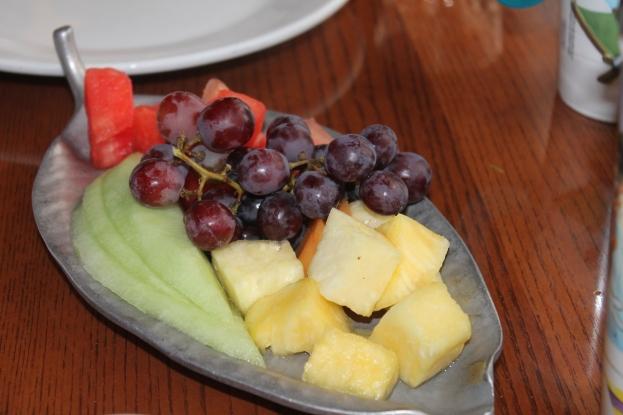 Ohana fruit plate