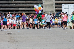 BWC kids race