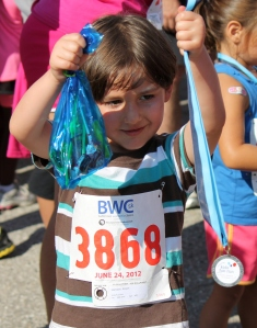 BWC Kids race 2012